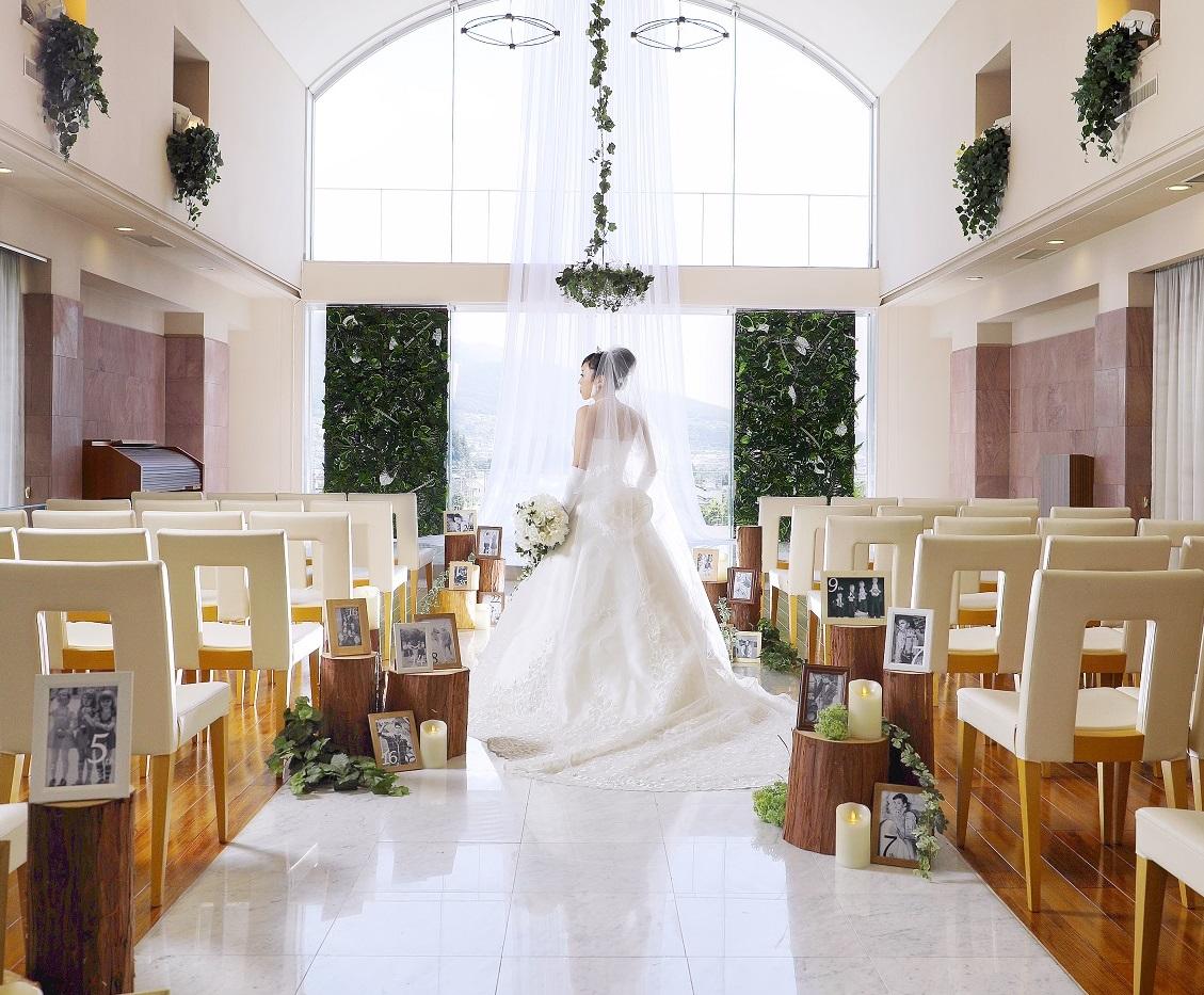 結婚式のご準備を始めませんか?【ブライダル情報】