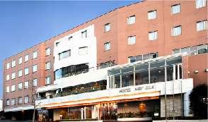 ホテルニューシルクホテル