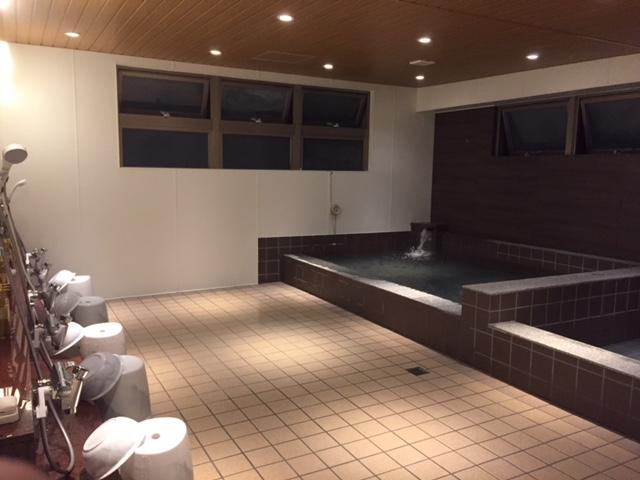 ホテルニューシルク 大浴場 フォトギャラリー